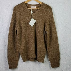 Gran Sasso for Syd Jerome Wool Cashmere sweater